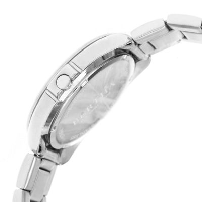 Bertha Womens Silver Tone Strap Watch-Bthbr6301