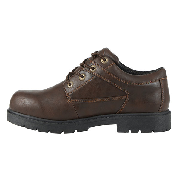 Lugz Savoy Mens Lace Up Slip Resistant Work Boots