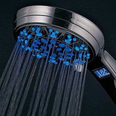 HotelSpa® Ultra-Luxury LED Showerhead