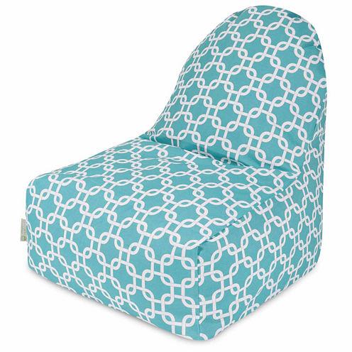 Indoor/Outdoor Kickit Bean Bag Chair