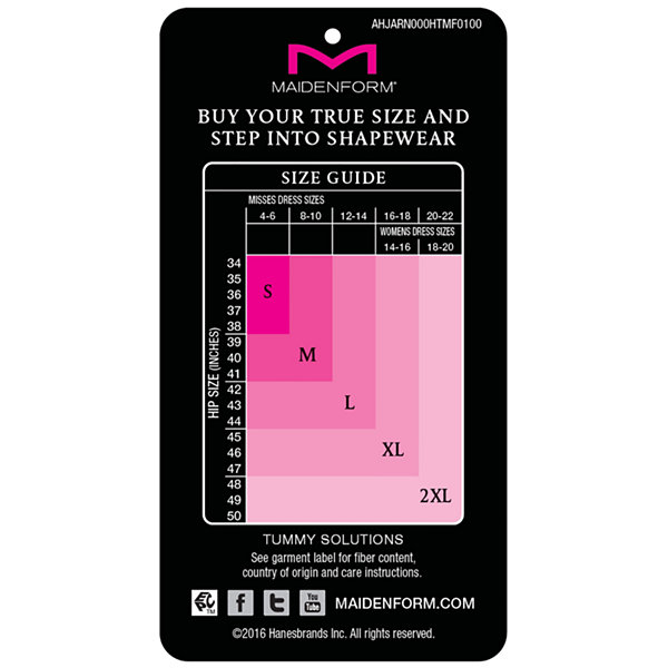 Maidenform Seamless Waist Nipper - DM1021
