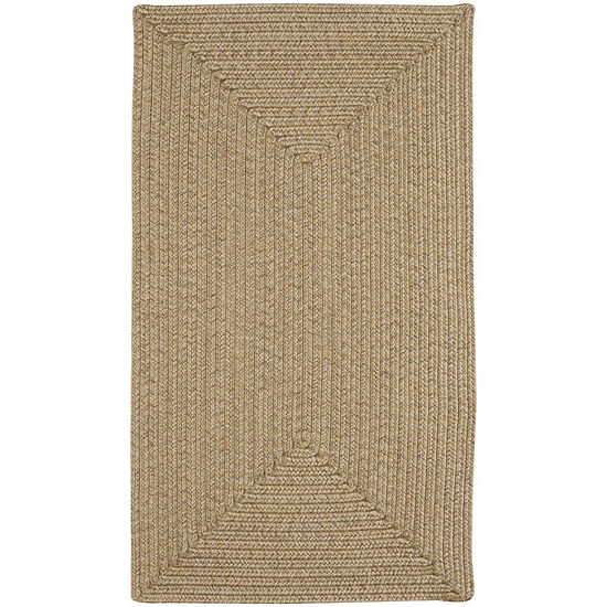 Capel Inc. Candor Concentric Braided Rectangular Rugs