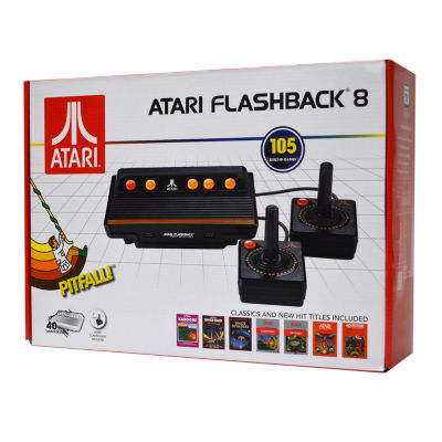 Atari Flashback 8 Console Plug n Play by At Games