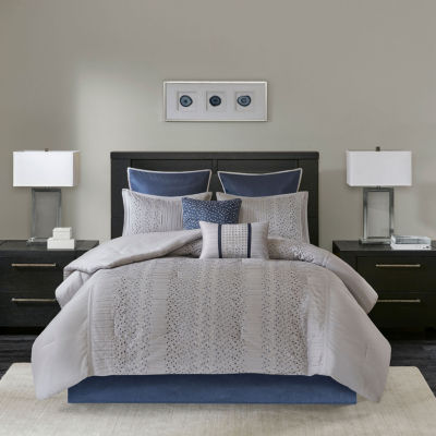 Madison Park Iris 8-pc. Comforter Set