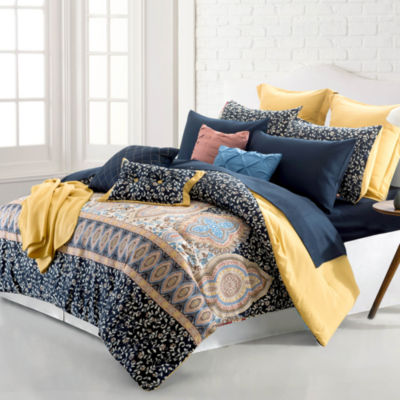 Pacific Coast Textiles 16-Pc. Reversible Comforter Set