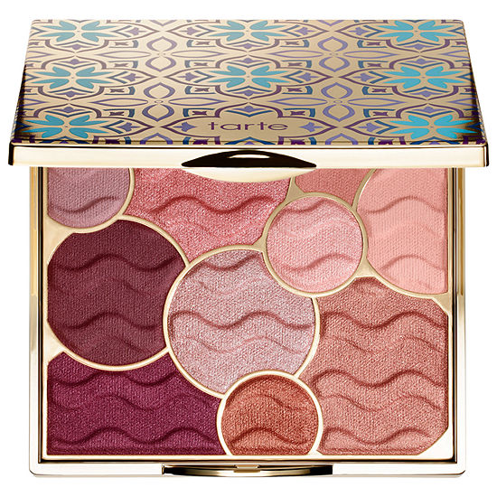 Tarte Limited Edition Buried Treasure Eyeshadow Palette