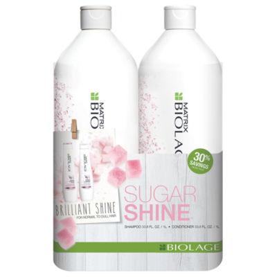 Matrix Biolage Sugarshine Liter Duo 2-pc. Gift Set