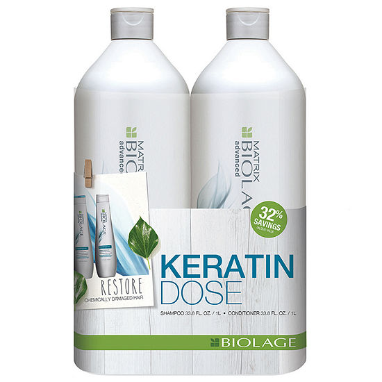 Matrix Biolage Keratindose Liter Duo 2-pc. Gift Set