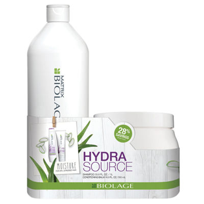 Matrix Biolage Hydrasource Liter Duo 2-pc. Gift Set
