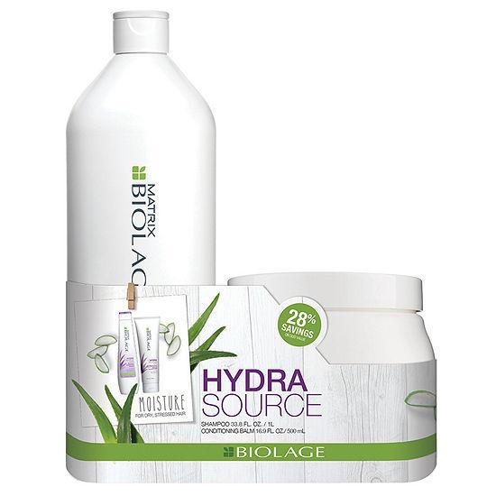 Matrix Biolage Hydrasource Liter Duo 2-pc. Gift Set