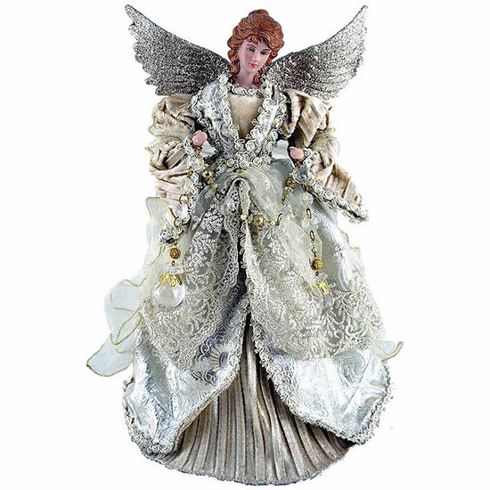 Hand Painted Angel Figurine