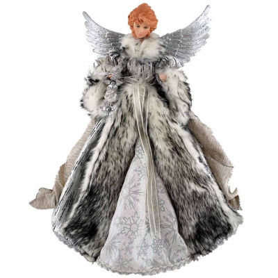 Hand Painted Angel Figurine