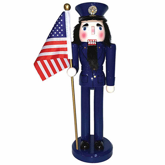 "14"" Air Force "" Christmas Nutcracker"