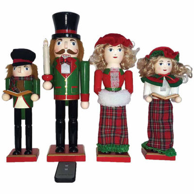 4-pc. Nutcracker