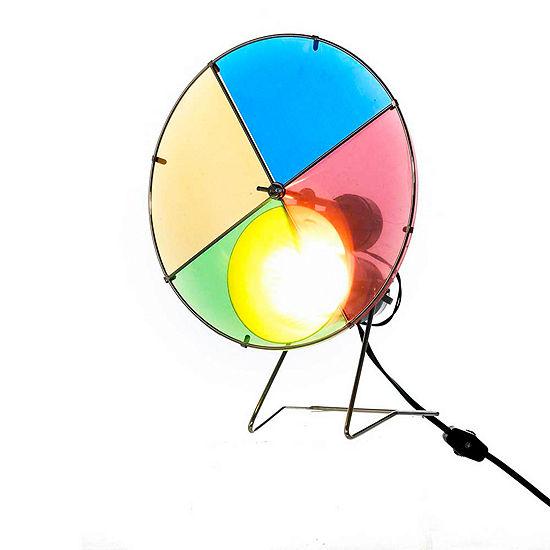 """Kurt Adler 9"""" The Early Years Revolving Color Wheel"""