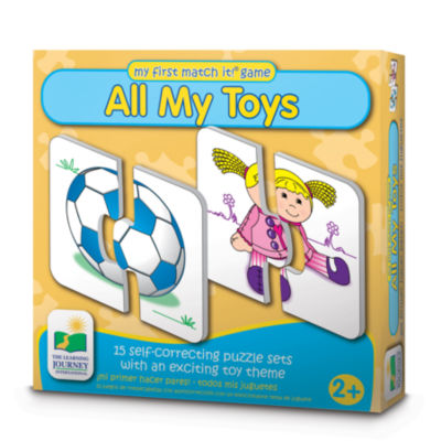 The Learning Journey My First Match It - All My Toys