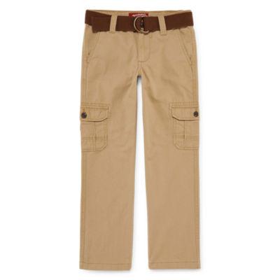 Arizona Cargo Pants - Boys 8-20, Slim and Husky