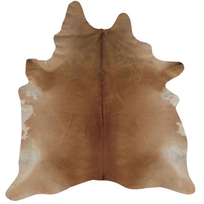 Cowhide Brindle Full Skin Rug