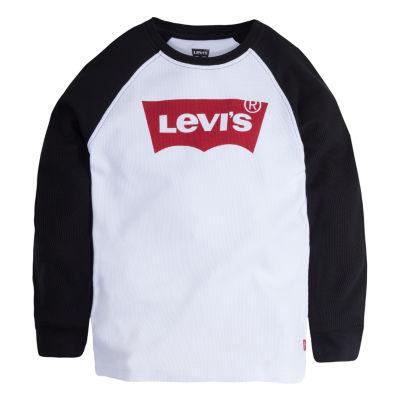 Toddler Boy Levi's Long Sleeve Thermal Shirt
