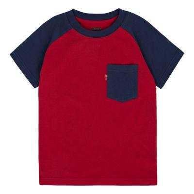 Toddler Boy Levi's Short Sleeve Pocket Tee