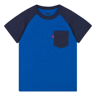 Levi's Short Sleeve Pocket Tee - Toddler Boy