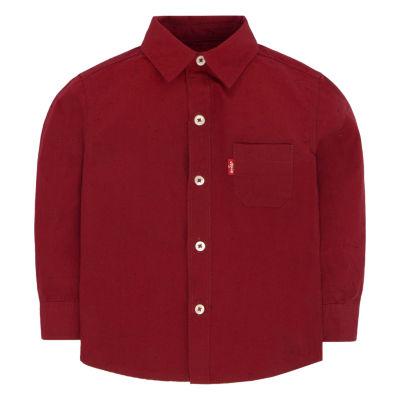 Levi's Long Sleeve Shirt - Toddler Boy
