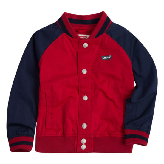 Levi's Varsity Jacket Toddler Boy