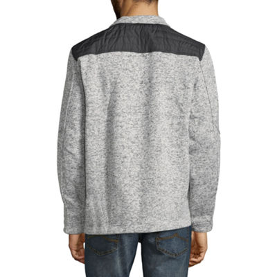 Free Country Sweater Knit Fleece Jacket