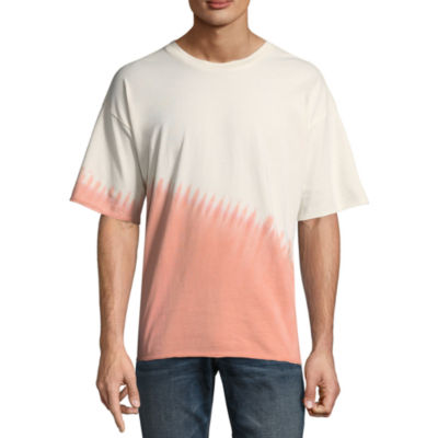 Arizona Short Sleeve Drop Shoulder Crew Neck T-Shirt