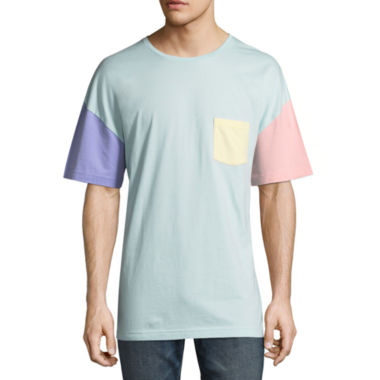 Arizona Short Sleeve Boxy Pocket T-Shirt