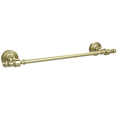Allied Brass Retro Wave Collection 36 Inch Towel Bar