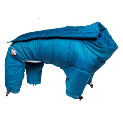 The Pet Life Helios Thunder-crackle Full-Body Waded-Plush Adjustable and 3M Reflective Dog Jacket