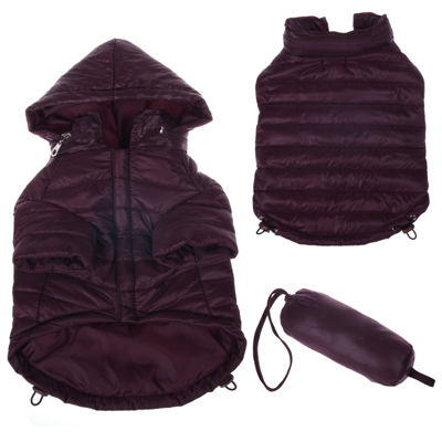 The Pet Life Lightweight Adjustable 'Sporty Avalanche' Pet Coat