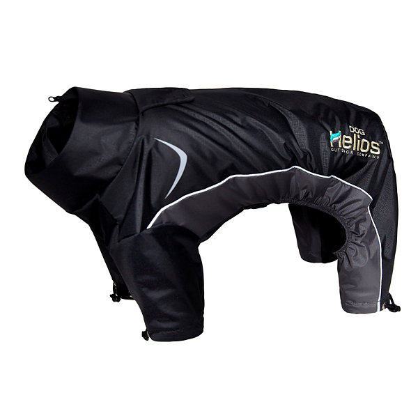 The Pet Life Helios Blizzard Full-Bodied Adjustable and 3M Reflective Dog Jacket
