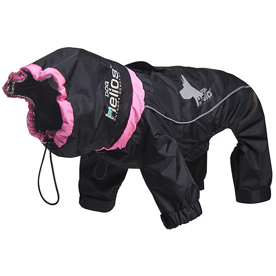 The Pet Life Helios Weather-King Ultimate Windproof Full Bodied Pet Jacket