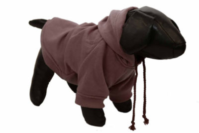 The Pet Life Fashion Plush Cotton Pet Hoodie Hooded Sweater