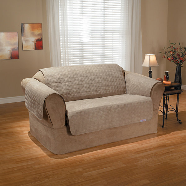 Quick Cover Studio Love Seat Protector