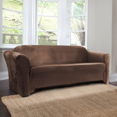 Harper 1-Piece Stretch Sofa Slipcover