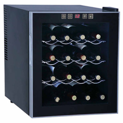 SPT WC-1682: Thermo-Electric Wine Cooler 16-bottles