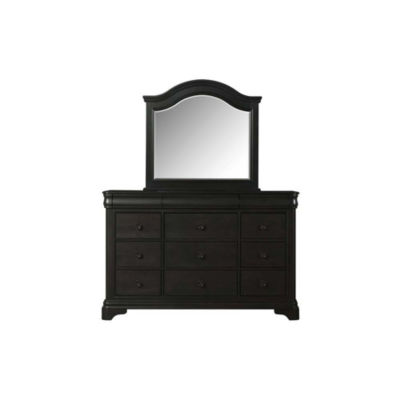 Picket House Furnishings Conley Dresser & Mirror Set