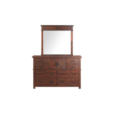 Picket House Furnishings Dex Dresser & Mirror Set