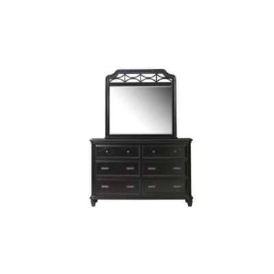 Picket House Furnishings Mysteria Bay Dresser & Mirror Set