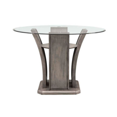 Picket House Furnishings Dylan Round Counter Dining Table