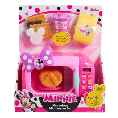 Disney Minnie's Marvelous Microwave Set