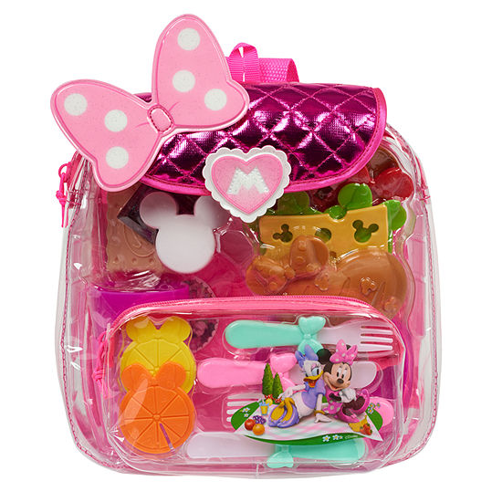 Disney Minnie's Happy Helpers Backpack Picnic Set
