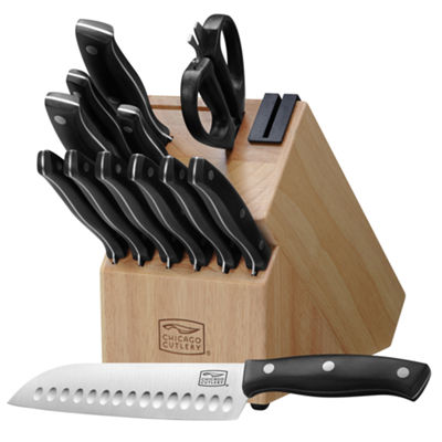Chicago Cutlery Ellsworth 13-pc. Knife Block Set