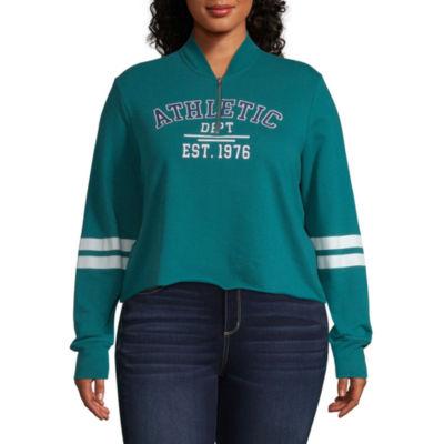"""""""Athletic"""" Varsity Pullover - Juniors Plus"""