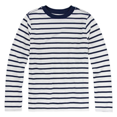 Peyton & Parker Unisex Round Neck Long Sleeve T-Shirt Preschool / Big Kid