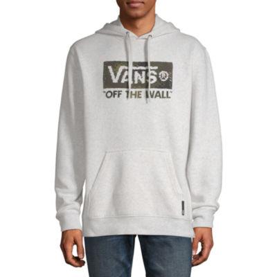 Vans Long Sleeve Fleece Hoodie
