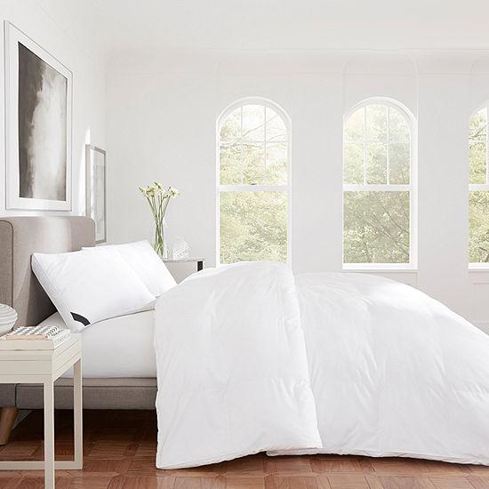 Queen Street Elite Sateen 300 Thread Count Cotton Allergen Barrier Down Alternative Comforter Insert